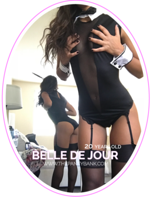 Belle de Jour Used Panties