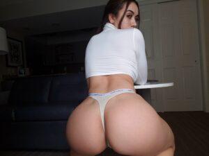 Melissa's – Nude CK Thong